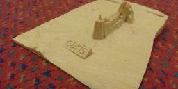 3D printed wreck